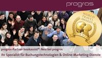 Bookassist und progros starten Zusammenarbeit