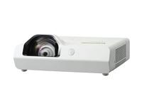 Neue Panasonic LCD Short Throw-Projektoren mit hoher Leuchtkraft