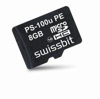Swissbit erweitert Security Serie PS-100u um zwei MICRO SD Karten