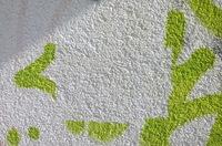 Graffiti removal on EIFS-Facades