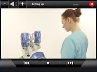 Applikationsvideo für Kontrastmittelinjektoren: ulrich medical geht neue Wege im Bereich Produkttraining