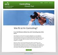 Wie fit ist Ihr Controlling? - Der Controlling-Fitness-Test von SKIT