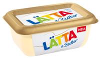Neu im Kühlregal: LÄTTA & Butter vereint leichte Frische und vollmundigen Geschmack