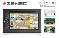 Entspannt Ankommen - mit Zenecs Reisemobilnavi Z-N720MH