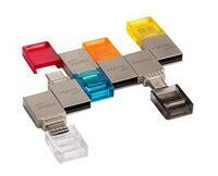Farbenfrohe Verbindung: Neuer USB-Hybrid von CnMemory