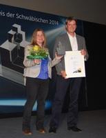Multec gewinnt zweiten Platz beim Gründerpreis der Schwäbischen 2014