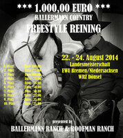 BALLERMANN COUNTRY - 1.000,00 Euro Preisgeld!