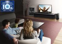 7.1-Surround, Musik-Streaming per Bluetooth und App-Steuerung: Yamaha zelebriert 10 Jahre Digital Sound Projector mit dem neuen Modell YSP-2500