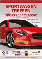 Sportwagentreffen inkl. SportsCarClassic 2014 Folierung live