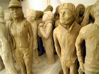 Berliner Künstler und Bildhauer Christian Diller sucht Unternehmen