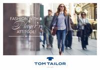 TOM TAILOR startet mit Neuausrichtung in den Herbst 2014