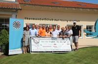 Die Lm-therm GmbH aus Aldersbach unterstützte das Golfturnier in Bad Füssing von Round Table 170   für einen guten Zweck!