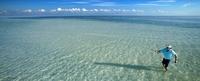 Hideaway Beach Resort & Spa auf den Malediven: Fliegenfischen in luxuriöser Urlaubsatmosphäre