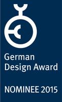 Stein Hanel nominiert für den German Design Award 2015