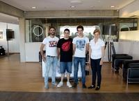 "Sonderprogramm ""The job of my Life"" - Hellmann Worldwide Logistics begrüßt drei Auszubildende aus Spanien"