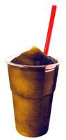 """""""Schneematsch"""" mit Cola-Geschmack"""