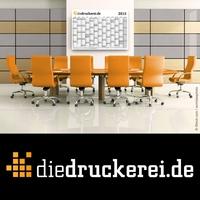 Jahresplanung mit Kalendervorlagen für 2015 von diedruckerei.de