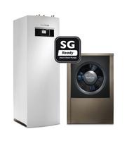 Buderus: Niedriger Energieverbrauch mit effizienter Wärmepumpen-Technologie