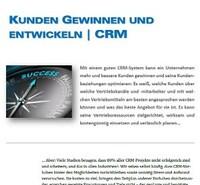CRM-Einführung: Erfolgsrezept für Kundengewinnung und -Entwicklung