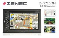 "Zenec""s New Motorhome Navigation System Z-N720MH"