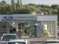 """Ford-Neuheiten und """"Glücks-Dosen"""" in der Autogalerie Alfeld"""