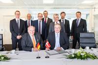 AGRAVIS Raiffeisen AG weitet internationale Vernetzung aus