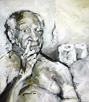 Kunst - Nikolaus Pessler in der Freidenker Galerie