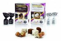 Feinste Schokolade, knackige Haselnüsse: Italienische Trüffelpralinen von