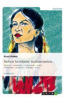 Neun Taschenbücher über Indianer
