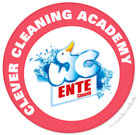 WC-Ente Clever Cleaning Academy