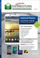 showimage Speziell für Einsteiger und Senioren: Die.Anleitung erklärt die Bedienung von Smartphones und Tablets auf einfache Weise - jetzt auch für Android