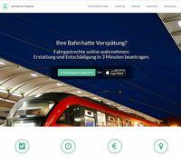 Zug-erstattung.de hilft Bahnreisenden bei Verspätungen, ihre Rechte geltend zu machen
