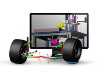 Adams 2014 vereint Mehrkörperdynamik und nichtlineare FEA