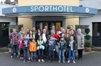 Ein Tag voller Action, Sport und Spiel im Sporthotel Grünberg