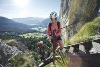 Klettersteig Pinut: Abenteuer mit Nervenkitzel in Flims
