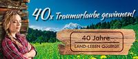 Eine österreichische Erfolgsgeschichte: LAND-LEBEN wird 40.
