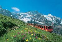 Erlebnis Bahn in den Schweizer Perlen