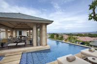 The Mulia Bali eines der Top 20 Hotels in Asien bei den Condé Nast Traveller UK - 2014 Readers