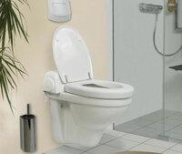 WC Dusche VAmat: Perfekt im Detail und einfach im Gebrauch