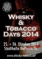 Whisky & Tobacco Days 2014