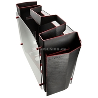 Streng limitiert und jetzt bei Caseking lagernd: IN WIN S-Frame Design-Meisterwerk aus einer 15-fach gefalteten Aluminiumplatte!