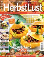 """LandGourmet Spezial - """"HerbstLust"""" mit leckeren Herbstrezepten, kleiner Pilzkunde und kreativen Dekoanregungen für den Herbst neu im Handel"""