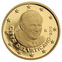 Stuttgarter Münzenmesse schenkt jedem Besucher eine Vatikanmünze
