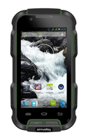simvalley MOBILE Outdoor-Smartphone SPT-900, IP67, Android 4.2
