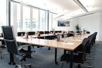 ecos office center mainz eröffnet neue Konferenz-Etage