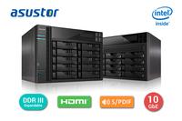 ASUSTOR präsentiert zwei neue Hochleistungs-NAS für Unternehmens- und Multimediaanwendungen