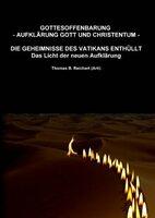 """Buch """"Gottesoffenbarung - Aufklärung Gott und Christentum"""""""