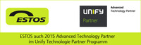 ESTOS verlängert Unify Advanced Technology Partnerschaft