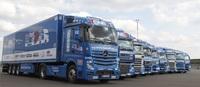 Finale für Europas größten Lkw-Praxistest bestof9.eu