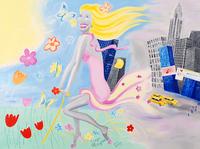 Symbiose von Kunst und Wirtschaft mit Tanja Playner
